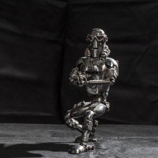 Stormtrooper fémszobor