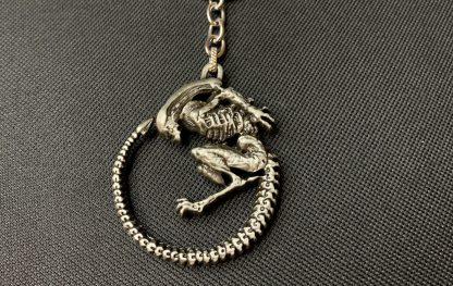 alien kulcstartó