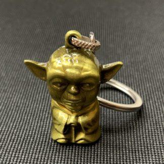 Yoda kulcstartó