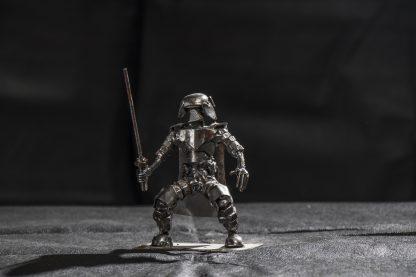 Darth Vader fémszobor